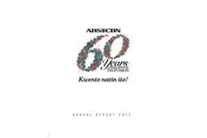 2012 ABS-CBN Annual Report